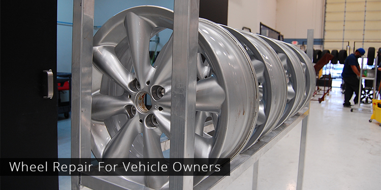 Wheel Repair Remanufacturing Reconditioning