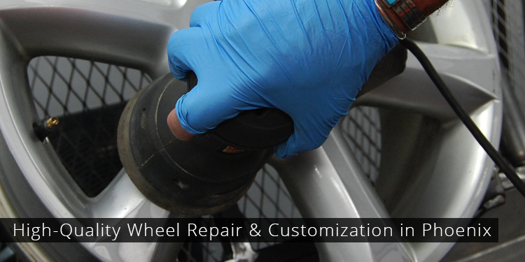 Wheel Repair Refinishing Amp Customization Phoenix Az