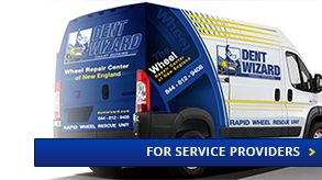 Wheel & Rim Repair Services for Service Providers