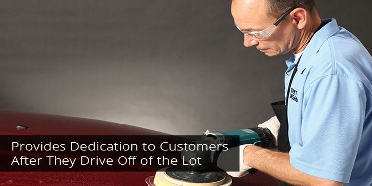 How Ding Shield Works for Dealerships
