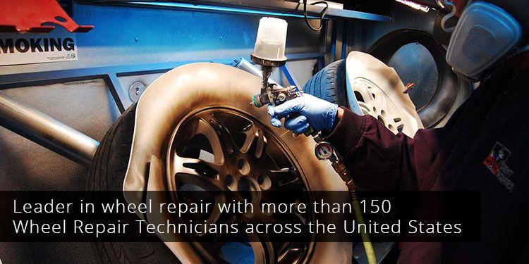 Become a wheel tech or wheel technician at Dent wizard